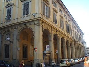 Ospedale bonifacio wikipedia for Case neoclassiche