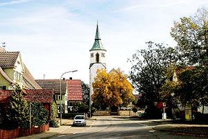Ostdorf - The Ostdorf Town Center