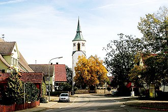 Ostdorf - The Ostdorf Town Center