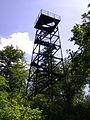 Ostra Góra wieża mit.JPG
