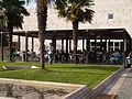 Outdoor patio of the Centro Cultural in Belem (299341104).jpg
