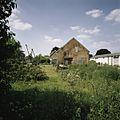 Overzicht achtergevel werkplaats, met bouwsporen - Sappemeer - 20388300 - RCE.jpg