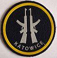 Oznaka Katowickiej Brygady Obrony Terytorialnej..JPG