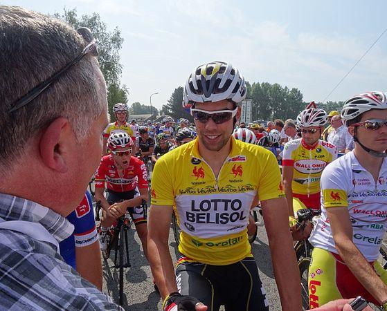 Péronnes-lez-Antoing (Antoing) - Tour de Wallonie, étape 2, 27 juillet 2014, départ (D09).JPG