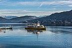 Pörtschach Halbinsel Passagierschiff Velden und Maria Wörth-Blick 23122017 2148.jpg