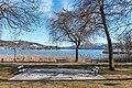 Pörtschach Hans-Pruscha-Weg Park mit Schachspielplatz 27022020 8381.jpg