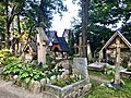 Pęksowy Brzyzek National Cemetery in Zakopane, August 2017, 04.jpg