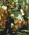 P. van Aelst Anbetung der Könige.jpg