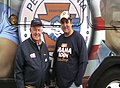 PA- AFL-CIO President John Sweeney Leaflets with IAM Local 1671 (2970632036).jpg