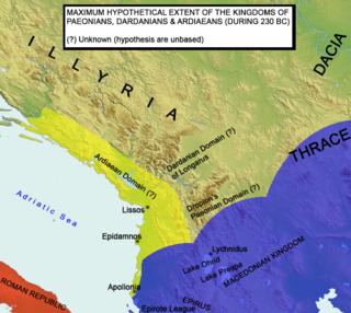 king of Ardiaean Kingdom