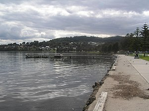 Warners Bay, New South Wales - Image: PL Johnson Warners Bay NSW 1