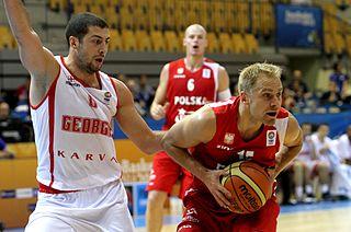 Giorgi Tsintsadze Georgian basketball player