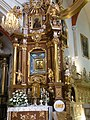 POL Przeworsk - Basilica of the Holy Spirit - Our Lady of Perpetual Help Altar.jpg
