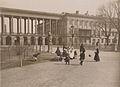 Pałac Saski od strony Ogrodu Saskiego Konrad Brandel.jpg