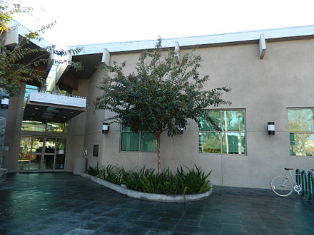Palisades branch Pacific Palisades Branch, Los Angeles Public Library.jpg
