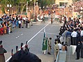 Pakistan side of the Wagah Border.jpeg