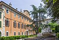 Palazzo Bruni Conter monumento Tartaglia in Brescia.jpg
