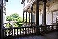 Palazzo pfanner, scalone esterno 11.jpg
