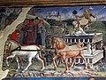 Palazzo schifanoia, salone dei mesi, 05 maggio (f. del cossa e aiuti), trionfo di apollo 02.JPG