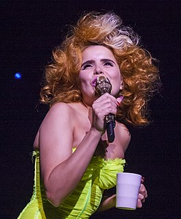 Paloma Faith English singer, songwriter, and actress