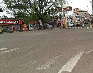 Pandalam - Pandalam central junction