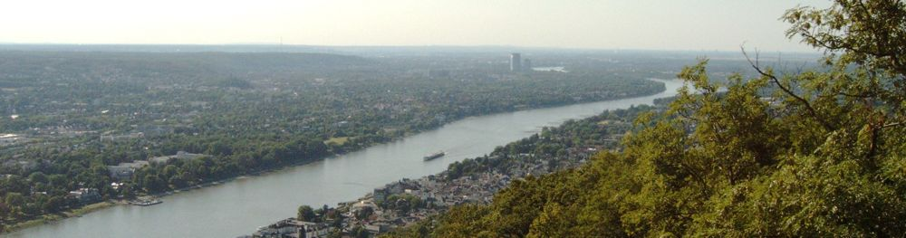 Vy over Bonn.