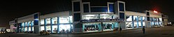Panorama of Kolkata Station at Night.jpg