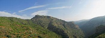 Castillo del Bou Negre.