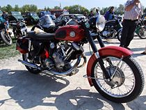 Panther 120 S (645 cc) uit 1960
