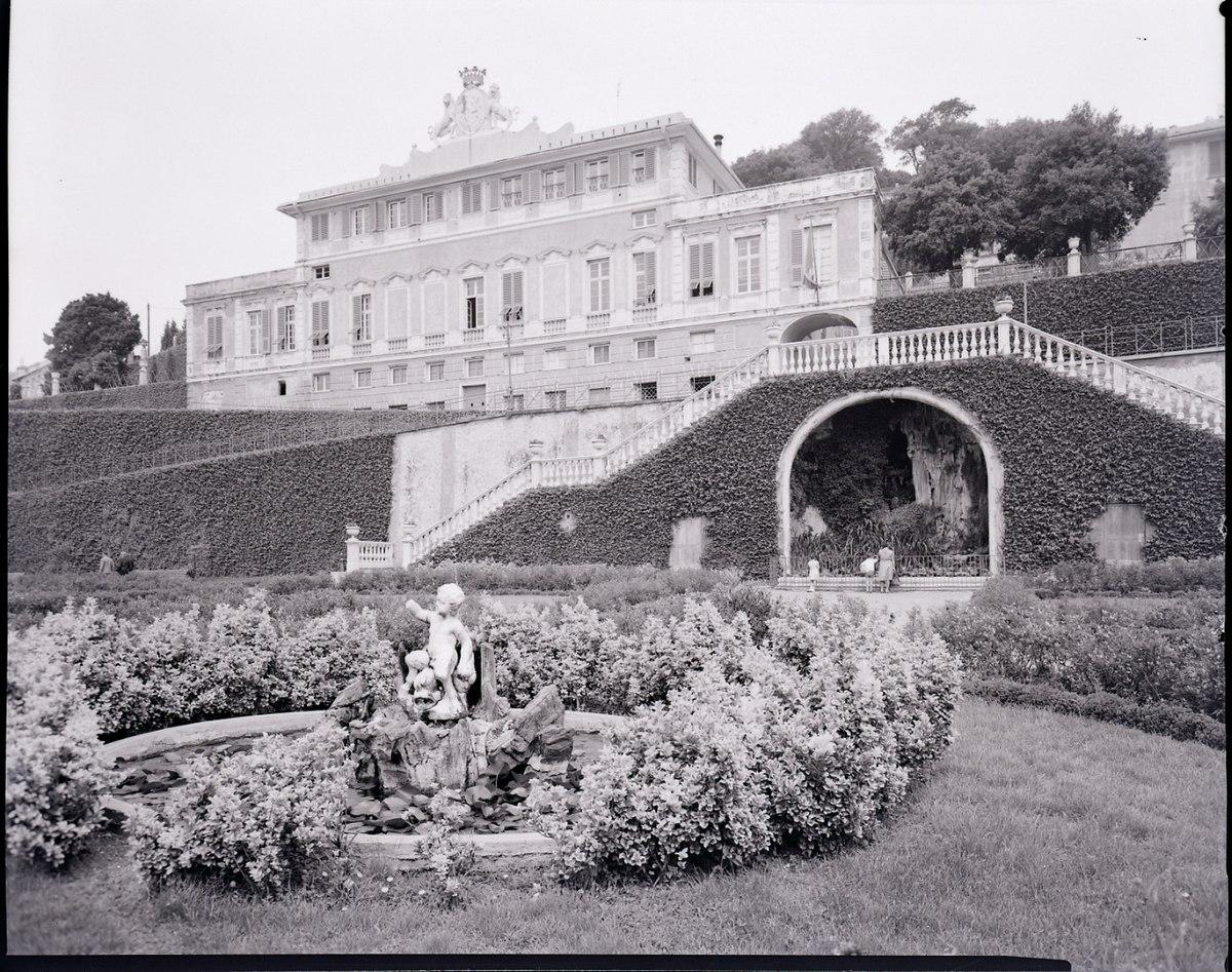 Villa Brignole Via Pier Domenico Da Bissone Sestri Ponente