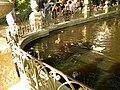 Paris, France. Jardin du Luxembourg. Fontaine de Medicis. (PA00088519)(detail).jpg
