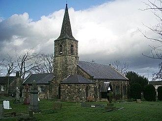 Robert Dennis Chantrell - Image: Parish Church of St Wilfrid, Pool in Wharfedale geograph.org.uk 722456