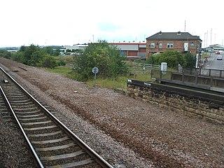 Parkgate and Rawmarsh railway station