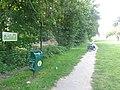 Parmain (Val-d'Oise) zone verte au bord de l'Oise.JPG