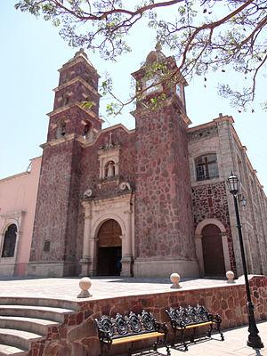 San Diego de la Unión - Image: Parroquia de San Diego de Alcalá 2