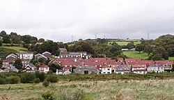 Part of the Village of Pwll Near Llanelli - geograph.org.uk - 56782.jpg