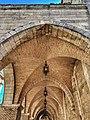 Particolare del Portico Piazza Santa Maria Maggiore.jpg