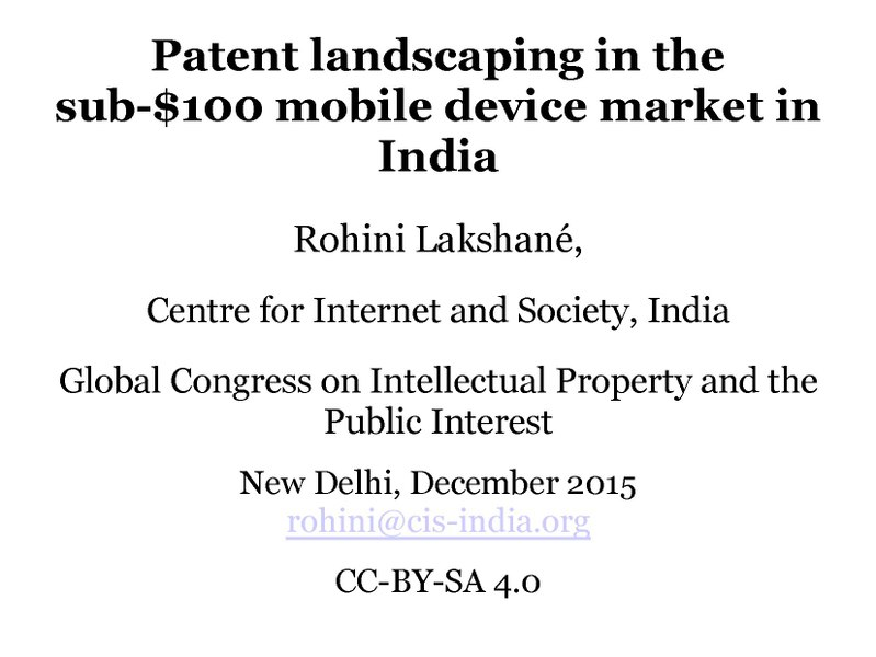 File:Patent Landscaping in the Indian Mobile Device Market.pdf