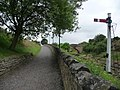 Path from Andrews House Station - geograph.org.uk - 1985656.jpg
