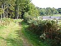 Path to Old Scotland Farm - geograph.org.uk - 992374.jpg