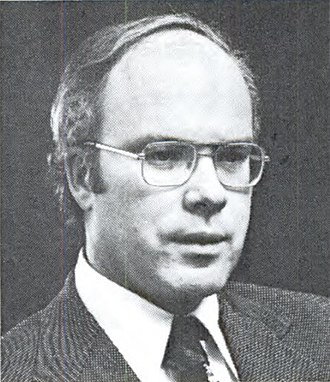 Patrick Leahy - An early Senate photo of Leahy