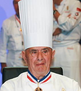 Paul Bocuse French chef