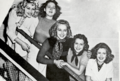 Paula Stone, Phyllis Fraser, Anne Shirley, Jacqueline Wells and Lana Turner.png