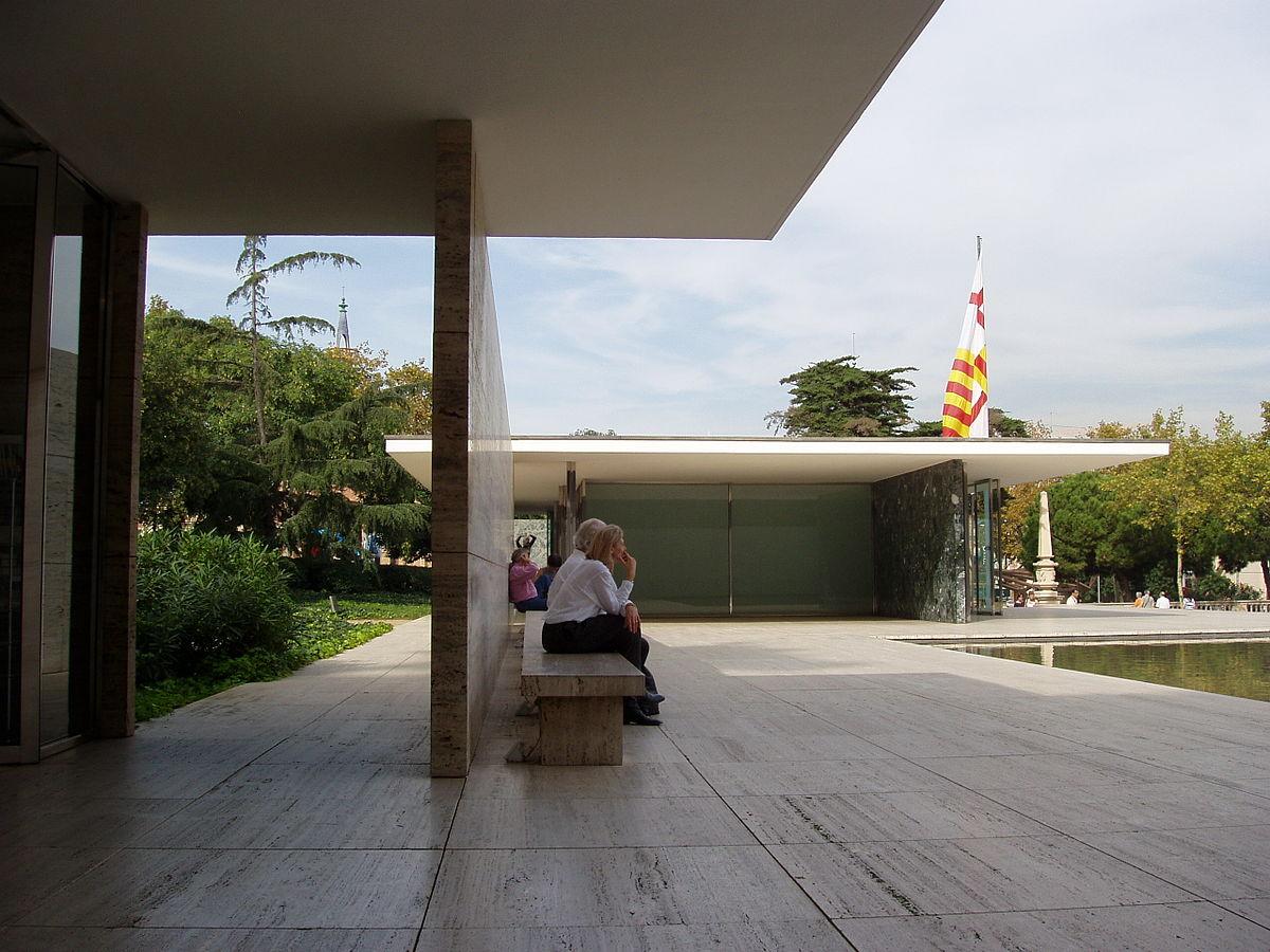 Arquitectura moderna wikipedia la enciclopedia libre for Estilos de arquitectura contemporanea