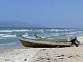 Peñeros en Playa de La Restinga.JPG
