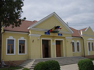 Pecica - Pecica Cultural Center