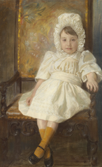 Portrait of Rigmor Krag