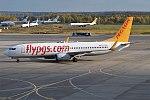Pegasus Airlines, TC-CPB, Boeing 737-82R (37008677343).jpg