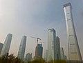 Pekings centrala finansdistrikt april 2018.jpg
