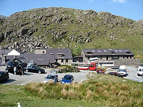 Pen-y-pass on a Sunny Day - geograph.org.uk - 242164.jpg